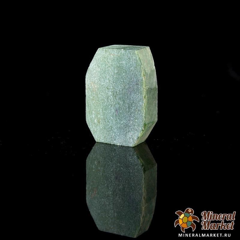 Галтовка Нефрит саянский произвольной формы 1-3 см