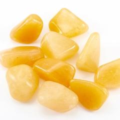 Галтовка Авантюрин желтый Индия (2,5-3 см) 1 шт