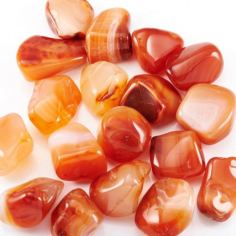 Агат красный (1,5-2 см) 1 шт