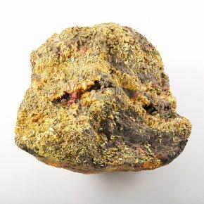 Кристалл в породе аурипигмент Грузия 11х12 см M