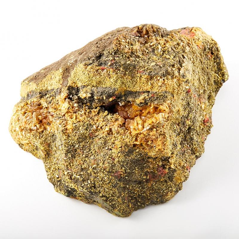 Кристалл в породе аурипигмент  15х11 см L