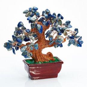 Дерево счастья лазурит Афганистан 15 см