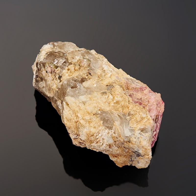 Кристалл в породе турмалин  S 6х3.5х2 см