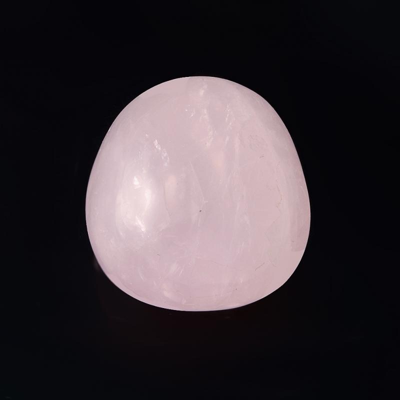 Галтовка Розовый кварц Намибия 44х53х62 мм