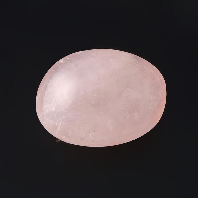 Галтовка Розовый кварц Намибия 36х51х67 мм