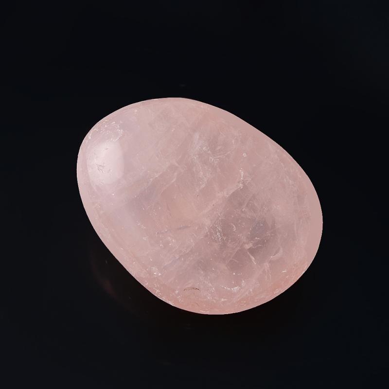 Галтовка Розовый кварц Намибия 32х47х63 мм