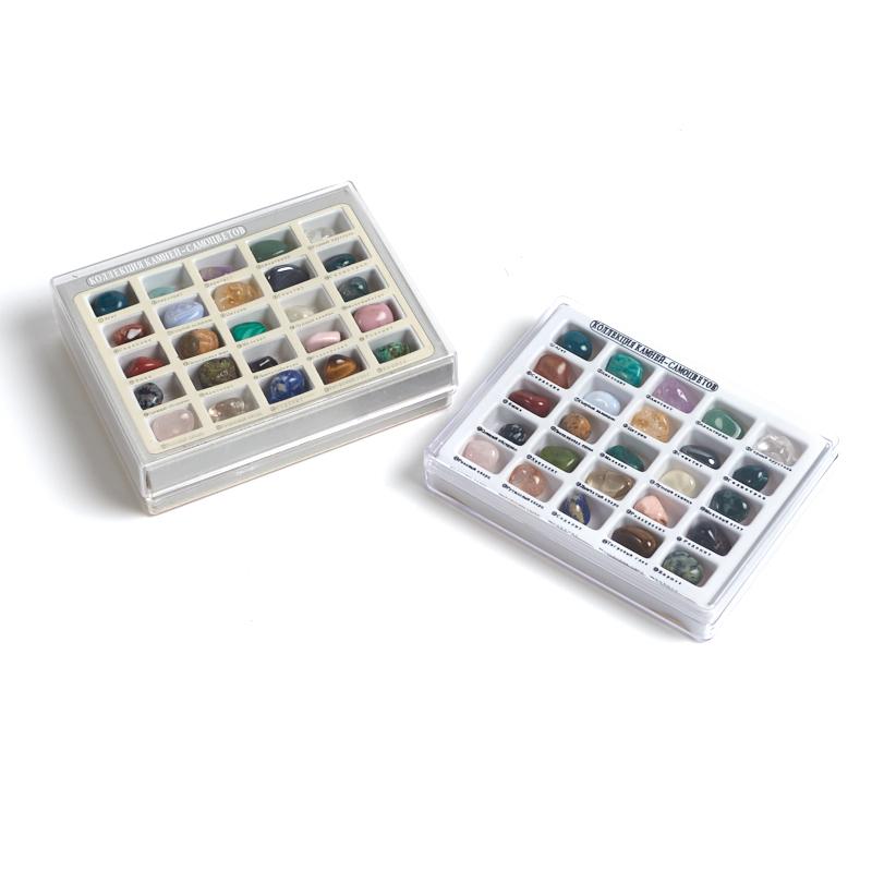 Коллекция камней и минералов №1 (1-1,5 см)