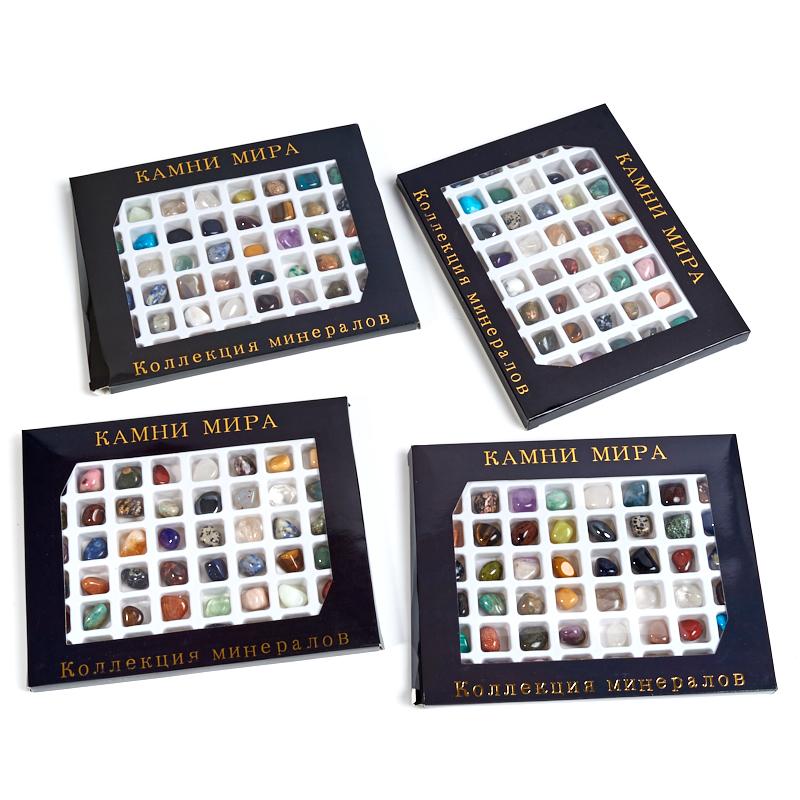 Коллекция камней и минералов №2 (1-1,5 см)