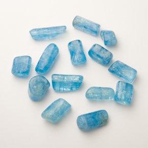 Аквамарин галтованный кристалл  Шерловая Гора (0,5-1 см) 1 шт