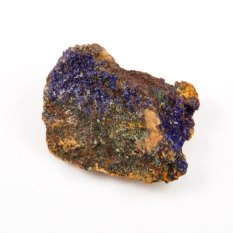 Образец азурит  (Башкирия) XS 35х26х15 мм
