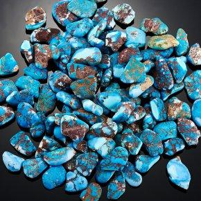 Бирюза Казахстан ( 1-1,5 см) 1 шт