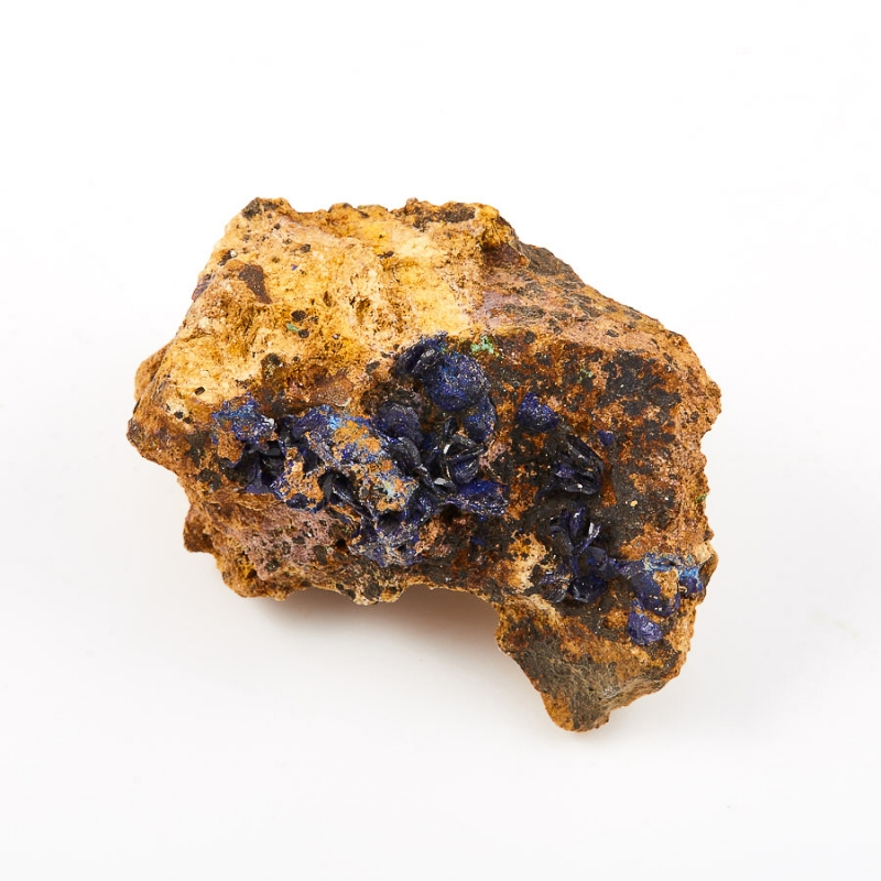 Образец азурит  (Башкирия) XS 35х27х24 мм