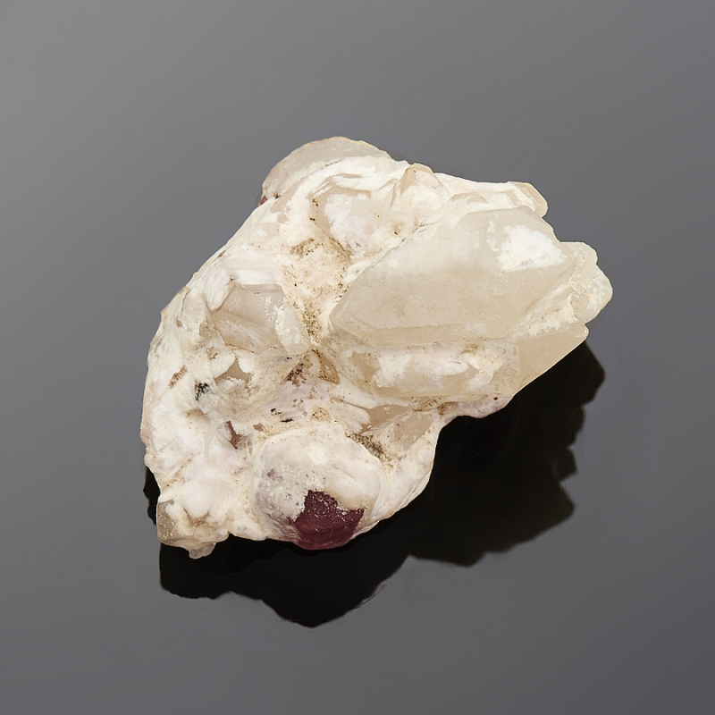Кристалл в породе турмалин, кварц  XXS