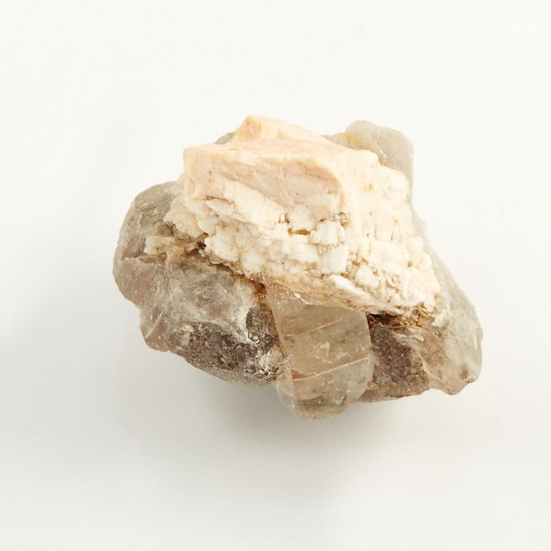 Кристалл топаз с морионом  XXS 19х20х28 мм кристалл турмалин 26х20х17 мм xxs