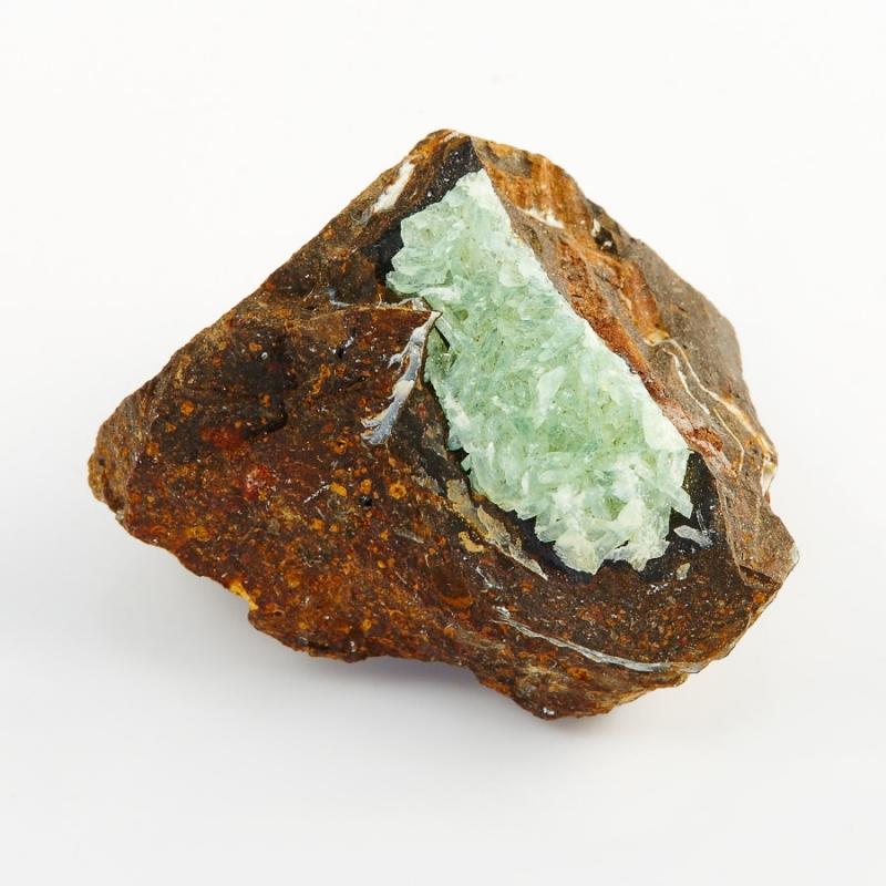 Кристалл в породе анапаит  XS 21х21х33 мм от Mineralmarket