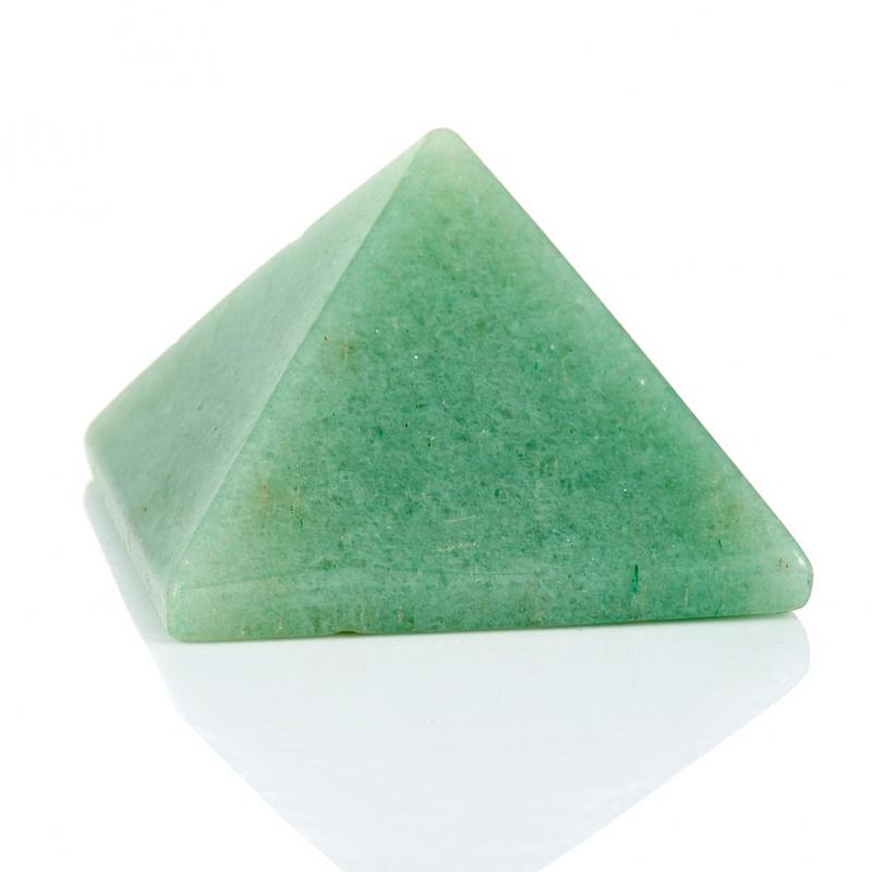 Пирамида авантюрин зеленый 5 см кий пирамида 1 pc medio longoni 22 000 62 5