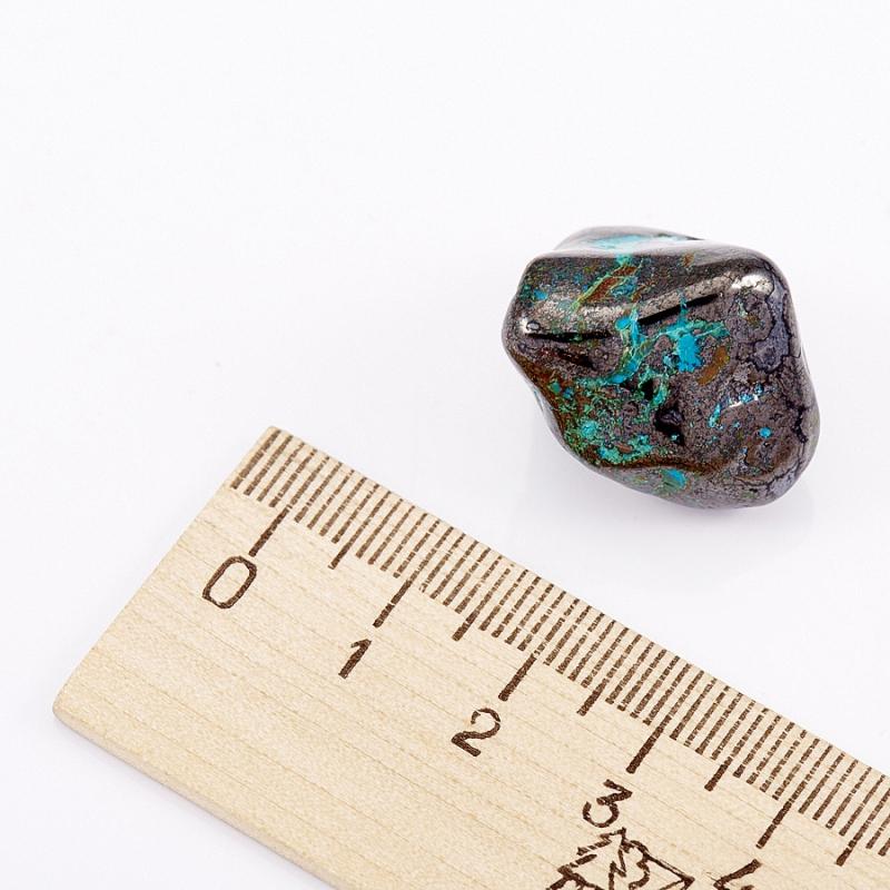 Галтовка Хризоколла Конго (2-2,5 см) 1 шт
