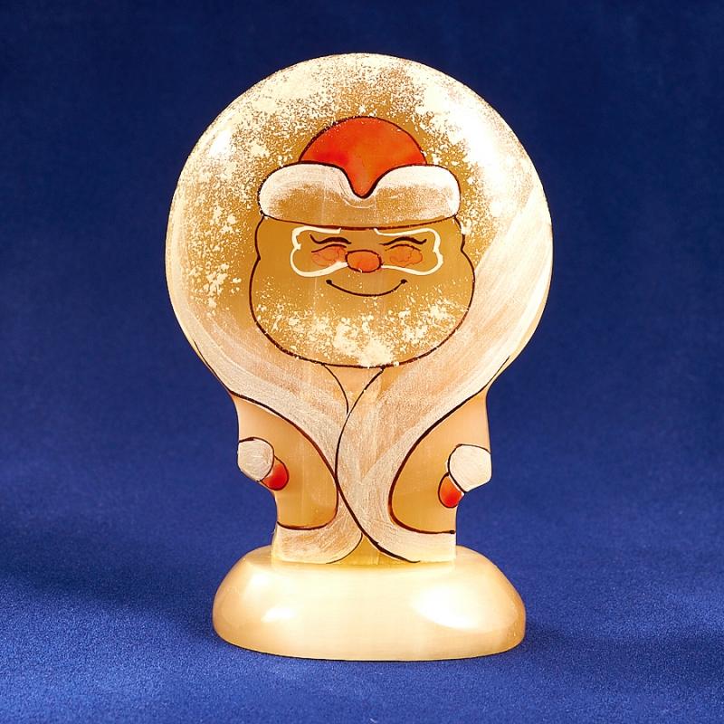 Статуэтка Дед Мороз селенит  8 см