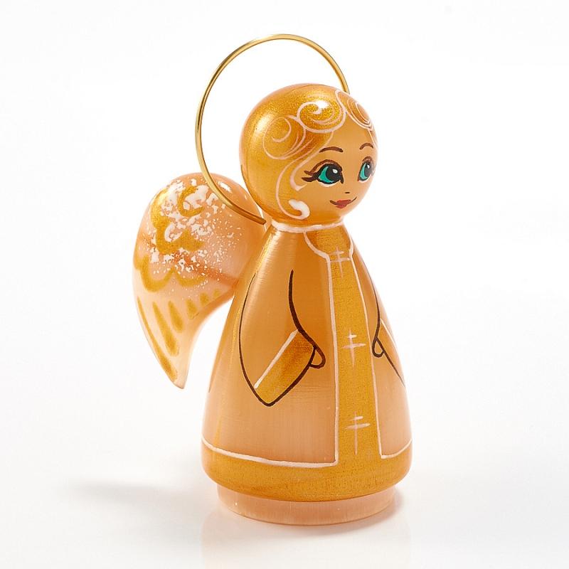 Ангел селенит 7,5 см ar 3477 3 фигурка ангел март юнион