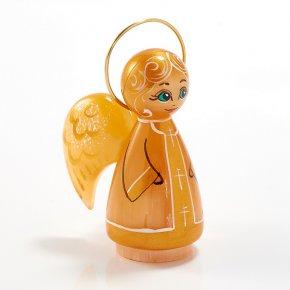 Ангел селенит Россия 6,5 см