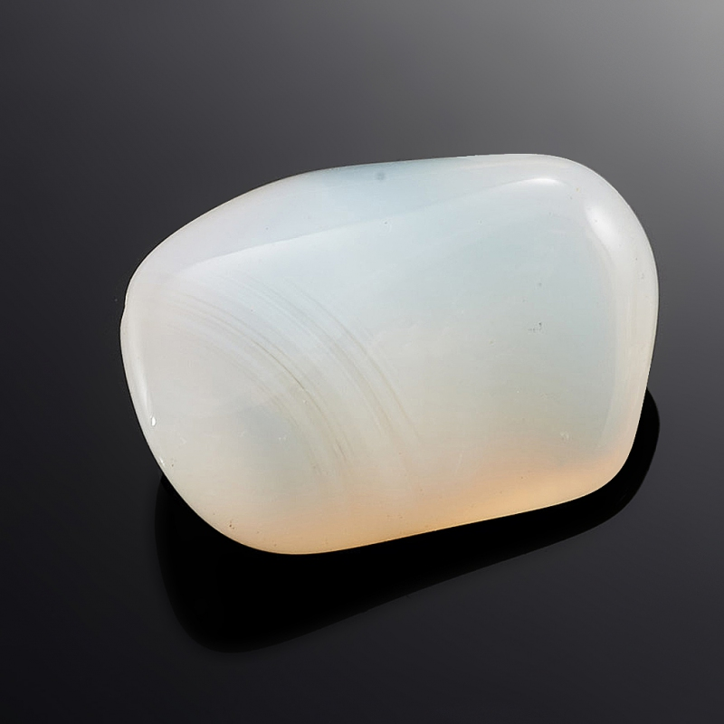 Агат белый  (1,5-2 см) 1 шт