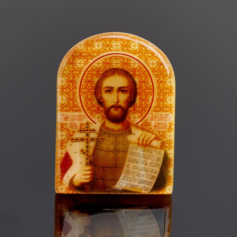 Изображение селенит Александр Невский 6 см лукин е сост святой александр невский 800 лет