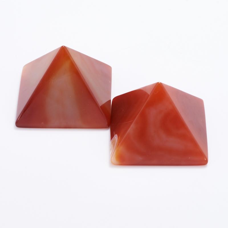 Пирамида сердолик 5 см (1 шт) цена