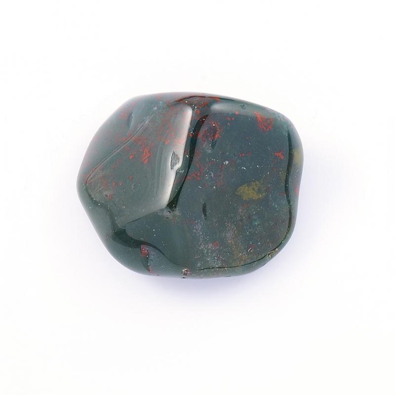 Галтовка гелиотроп Индия (1,5-2 см) (1 шт)