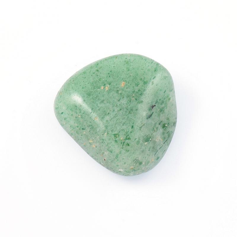 Галтовка авантюрин зеленый Зимбабве (1,5-2 см) (1 шт)
