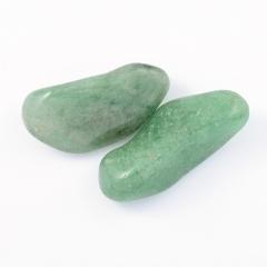 Галтовка авантюрин зеленый Зимбабве S (4-7 см) (1 шт)