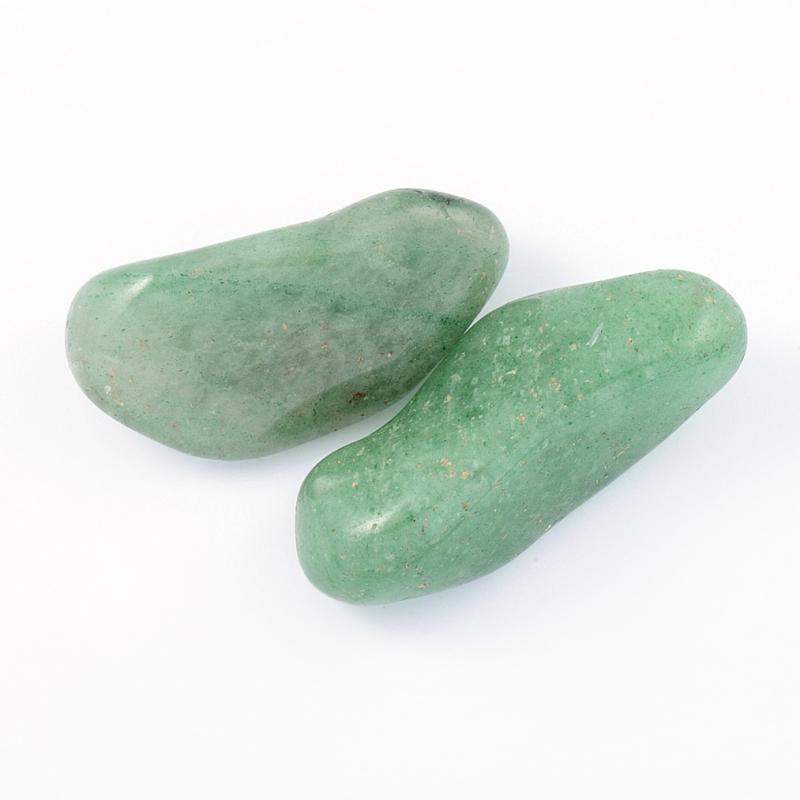 Авантюрин зеленый  (4-4,5 см) 1 шт бусина авантюрин зеленый сплюснутый шар 6 6 5 мм 1 шт