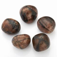 Галтовка Хиастолит Китай (1,5-2 см) 1 шт