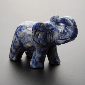 Слон из Содалита (8 см)
