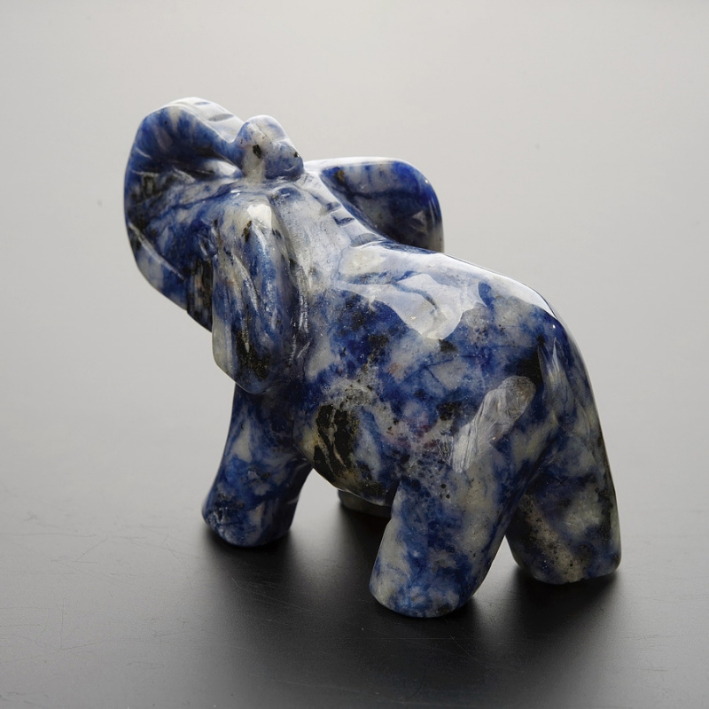Слон содалит Бразилия 8 см