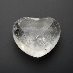 Сердечко из Горного хрусталя 3,5 х 4 см