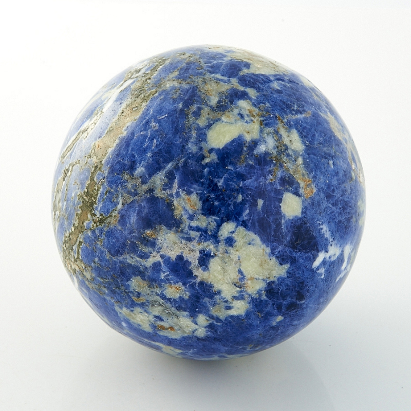 Шар содалит  3,5 см от Mineralmarket