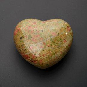 Сердечко из Унакита 3,5Х4см