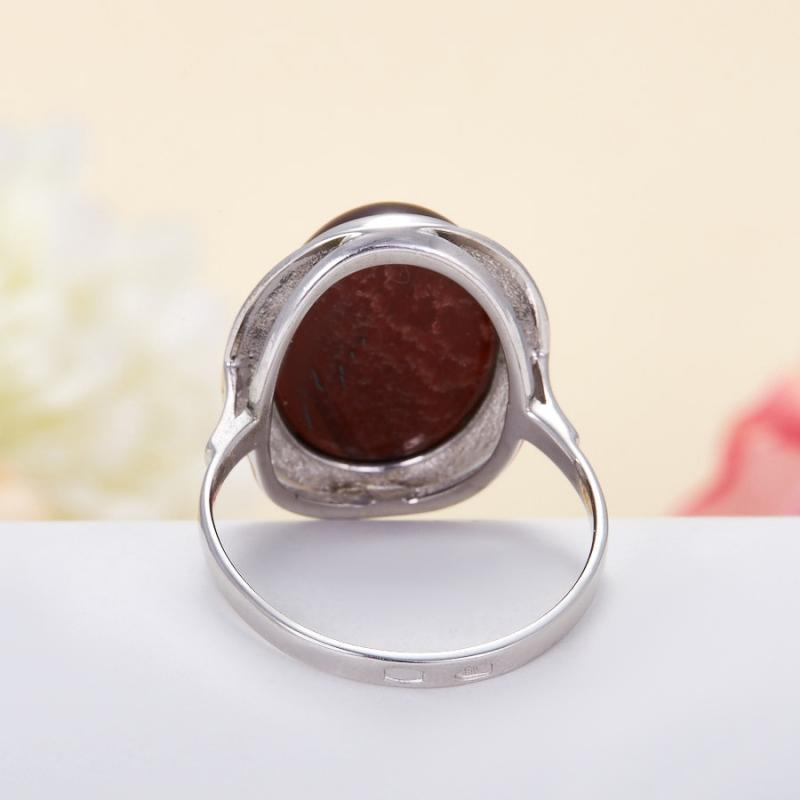 Кольцо бычий глаз ЮАР (серебро 925 пр.) размер 20,5