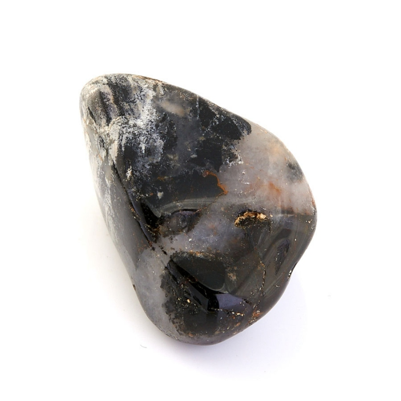 Галтовка Яшма серебряная ЮАР (4-5 см) 1 шт