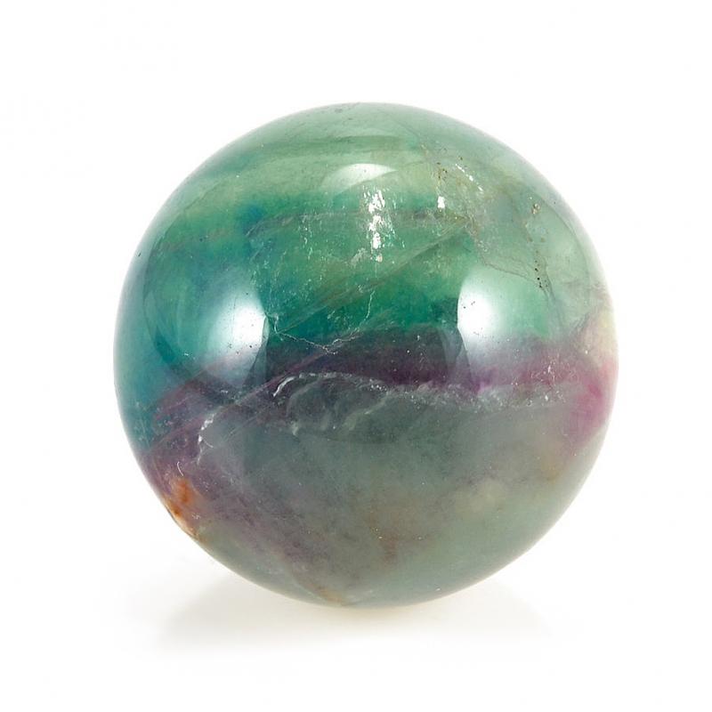 Шар флюорит  3,5 см