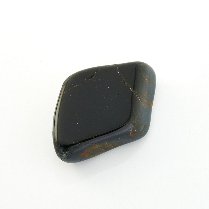 Галтовка соколиный глаз ЮАР XS (3-4 см) (1 шт)