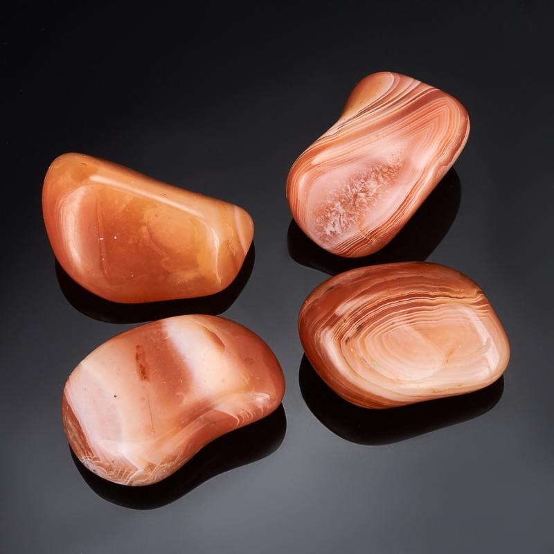 Сердолик полосчатый  (2,5-3 см) 1 шт