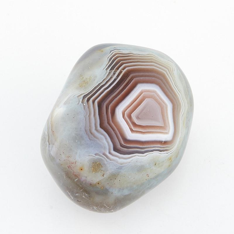 Галтовка агат серый Ботсвана (1-1,5 см) 1 шт