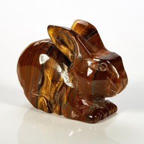 Кролик тигровый глаз 5 см