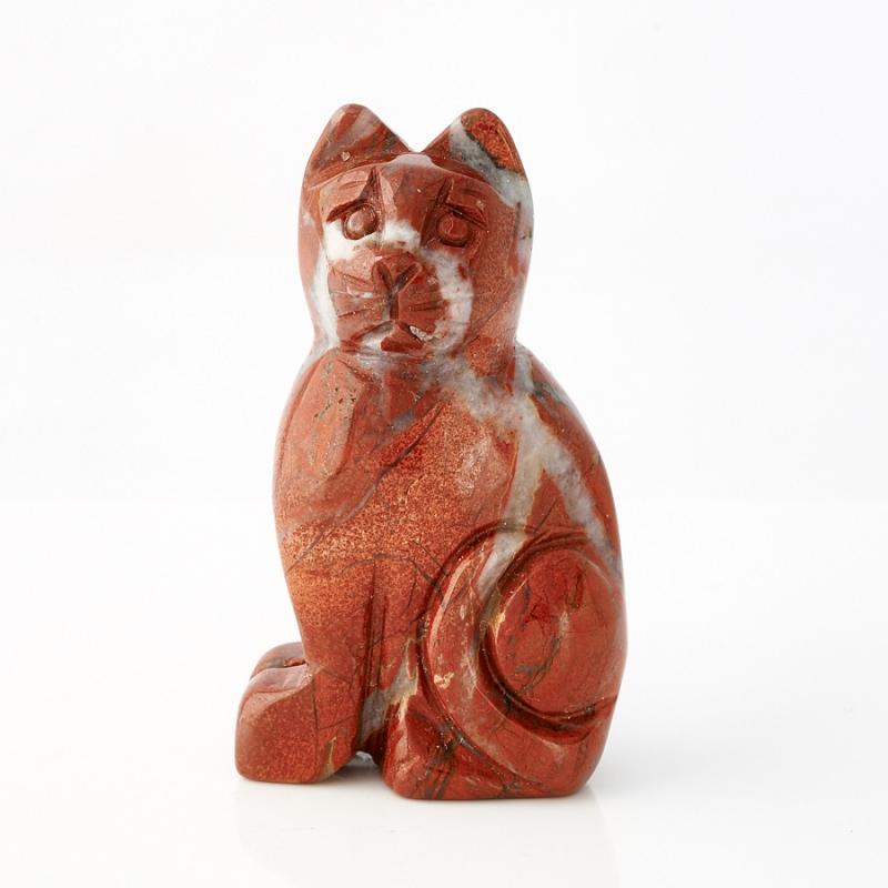 Котик яшма брекчиевая  5 см от Mineralmarket
