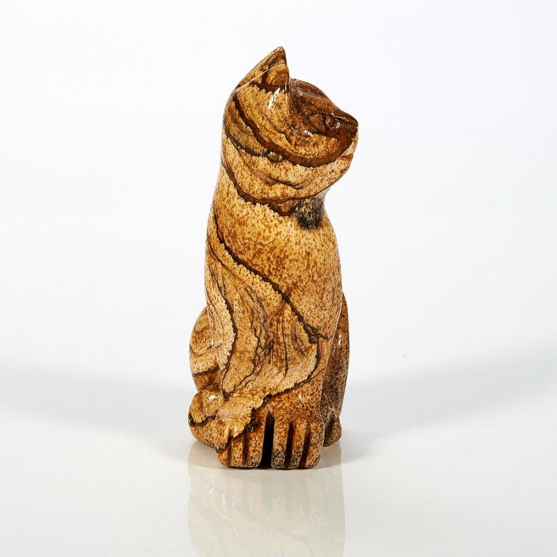 Котик яшма рисунчатая Намибия 5 см