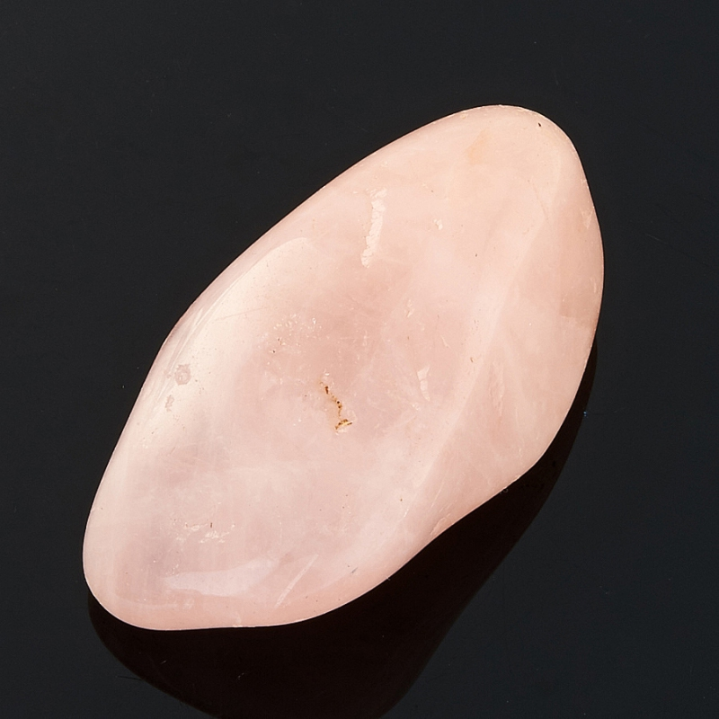 Галтовка розовый кварц Намибия (2,5-3 см) (1 шт)