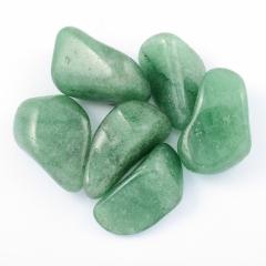Галтовка авантюрин зеленый Зимбабве XS (3-4 см) (1 шт)