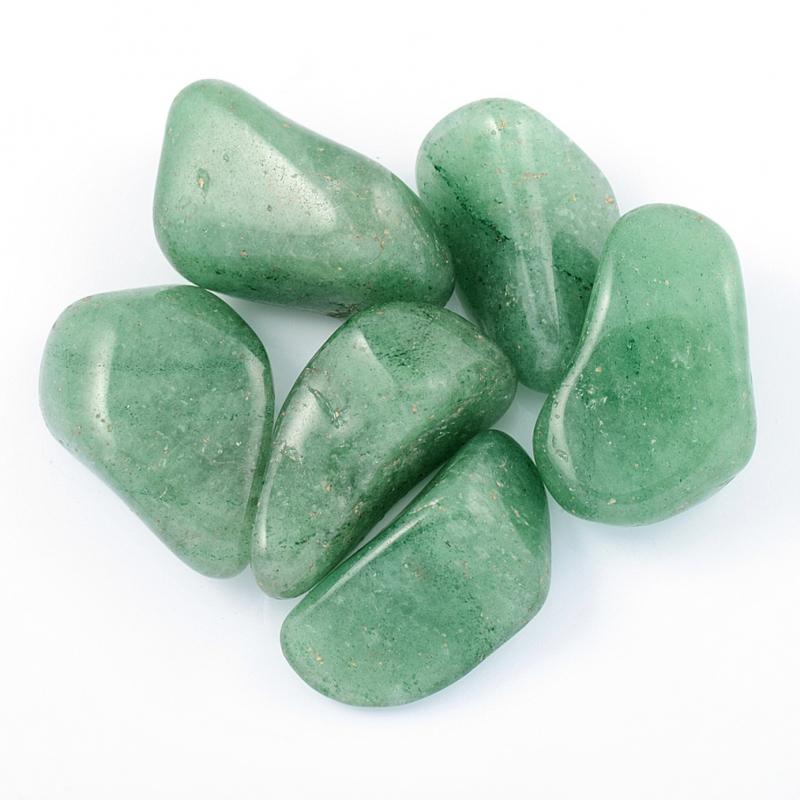 Авантюрин зеленый  (3-4 см) 1 шт