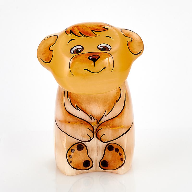Медвежонок селенит 7 см